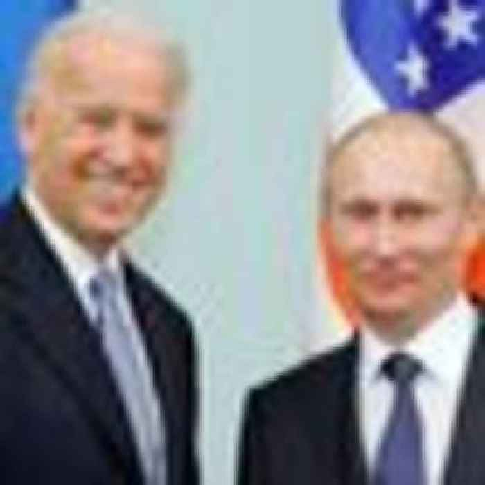 Biden and Putin to meet for Geneva summit in June