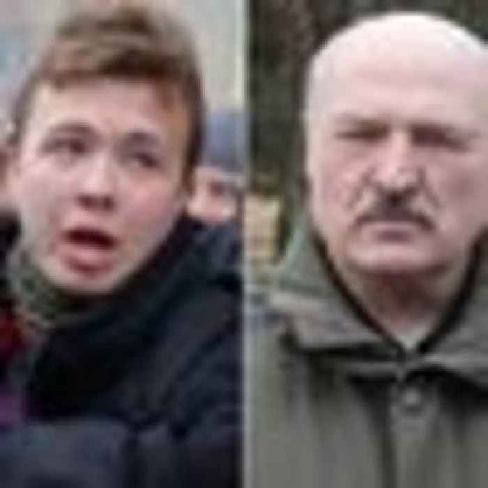 Colleague of detained Belarus journalist receives death threats by text