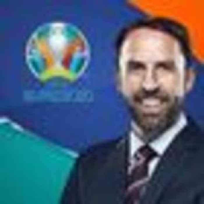 Gareth Southgate reveals provisional England squad for Euros