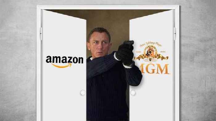What Happens to James Bond Franchise Once Amazon Takes Over MGM?