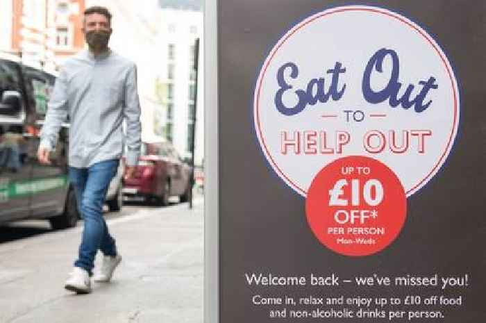 Dominic Cummings shares his stance on Eat Out to Help Out