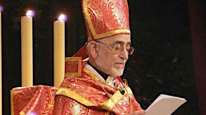 Leader Of Armenian Catholic Church Dies At Age 86