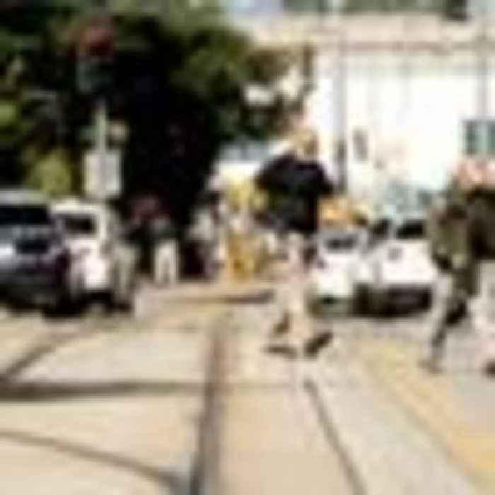 Gunman shoots dead eight at California rail yard