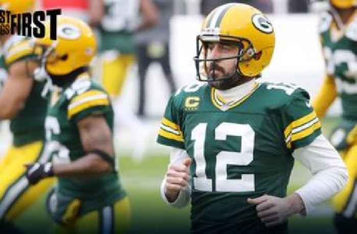 Brandon Marshall: Green Bay should have been brutally honest with Aaron Rodgers | FIRST THINGS FIRST