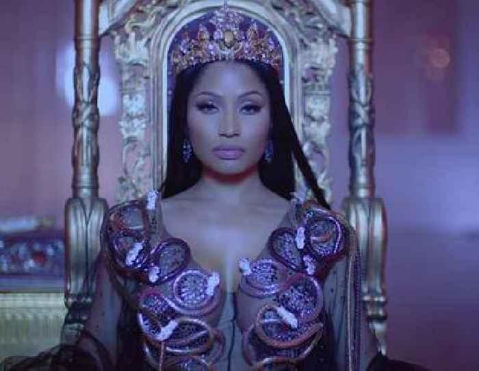 Nicki Minaj Celebrates 'Beam Me Up Scotty' W/ Message To Barbz