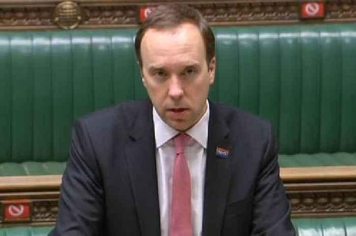 Matt Hancock broke ministerial code over stake in sister's firm