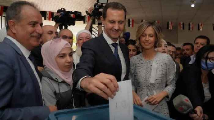Syria: Bashar Al-Assad Wins Presidential Election With 95.1% Of Votes