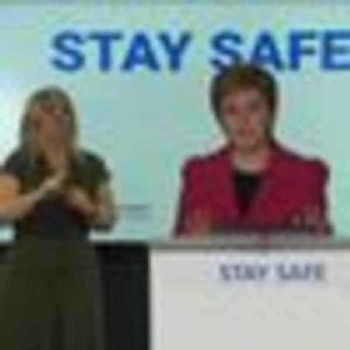 Glasgow to stay under level three restrictions as COVID cases 'uncomfortably high'