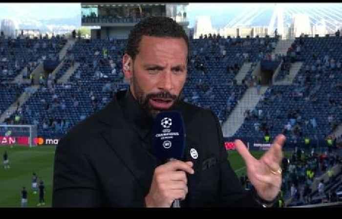 """Rio Ferdinand slams """"lazy"""" Man City defending for Kai Havertz's Chelsea goal"""
