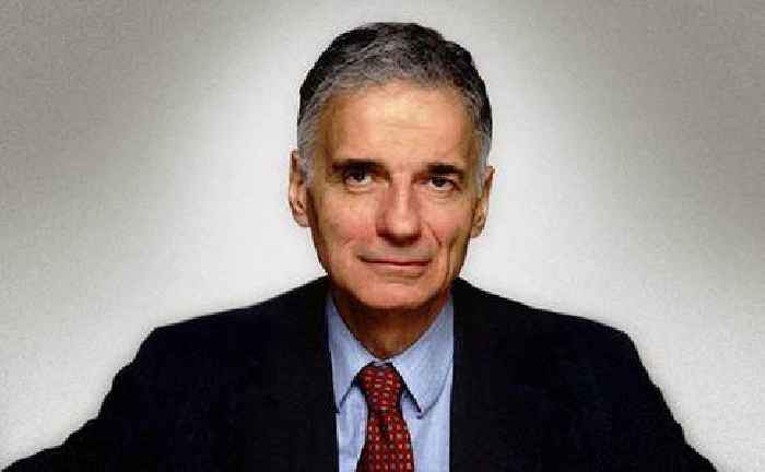 Ralph Nader: The Media Needs To Tell Readers More – OpEd