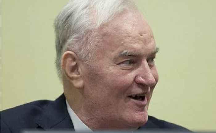 Ratko Mladic's Plea For Genocide Verdict Postponement Rejected