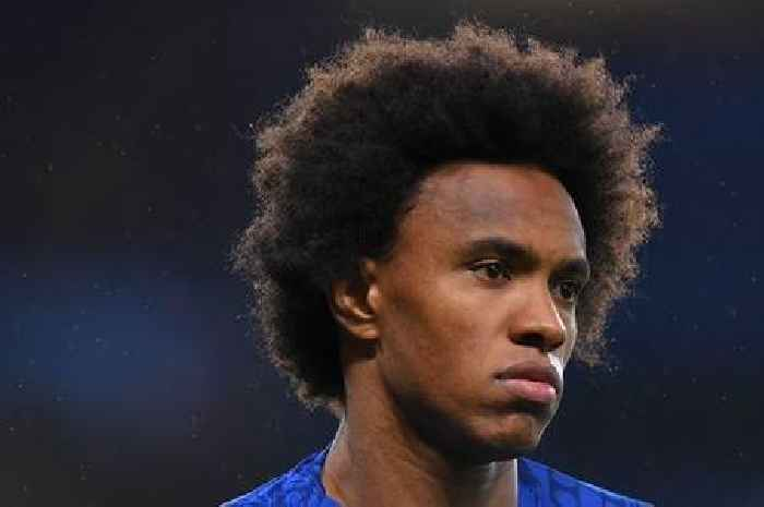 Willian could regret transfer decision as Chelsea win Champions League