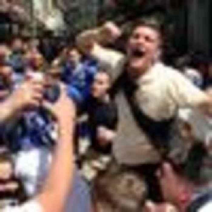 Champions League final: Man City and Chelsea fans gear up for European showdown