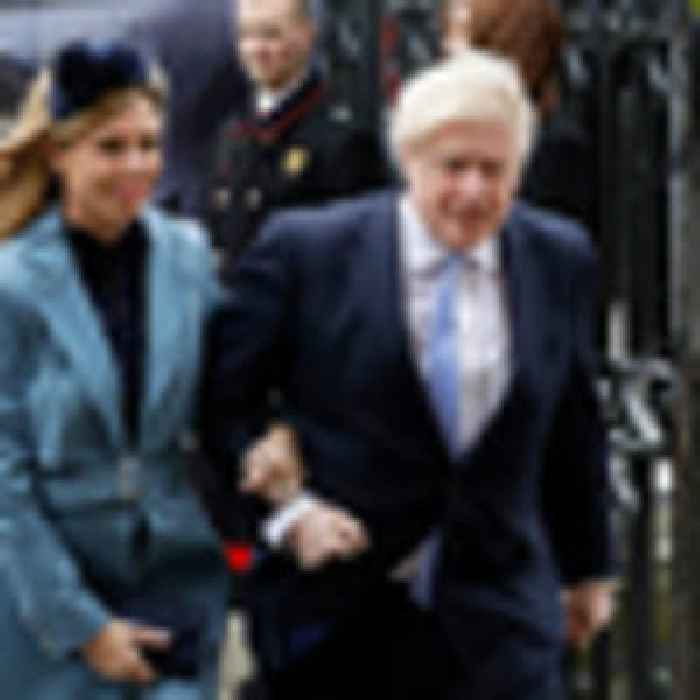 Boris Johnson and Carrie Symonds married in secret wedding at Westminster Cathedral