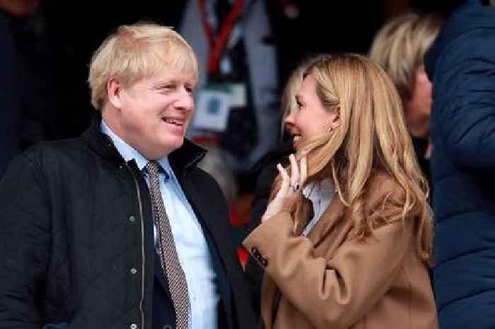 Boris Johnson marries Carrie Symonds in secret low-key ceremony