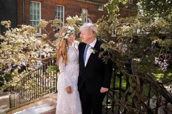 Boris Johnson marries fiancé Carrie Symonds in private ceremony