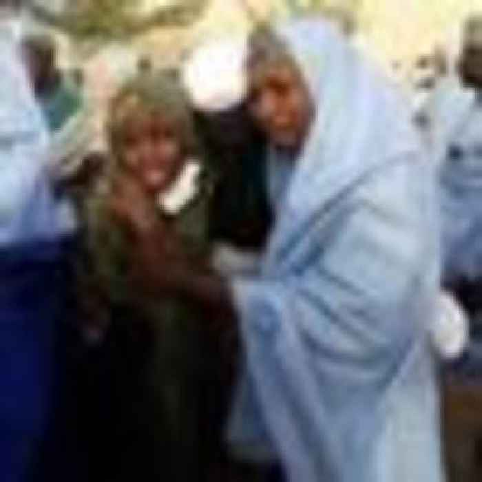 'About 200' children abducted after school ambushed by gunmen on motorbikes in Nigeria