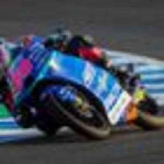 Swiss motorcycle racer, 19, dies after crash at Italian GP