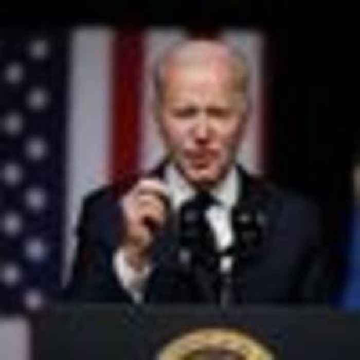 Biden becomes first US president to commemorate Tulsa race massacre as he visits site