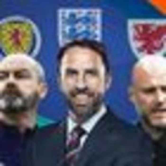 Euro 2020: England, Scotland and Wales fixtures and squads