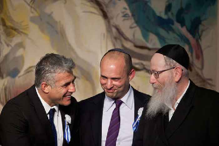 Israeli Prime Minister Benjamin Netanyahu Could Be Ousted By Newly-Formed Governing Coalition