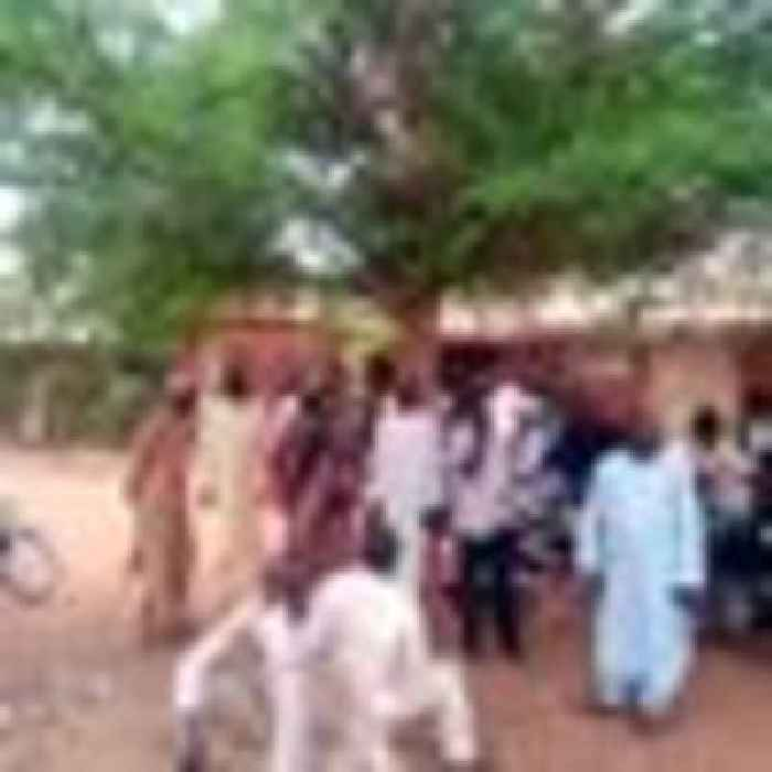 More than a hundred children kidnapped from Nigerian school, authorities confirm