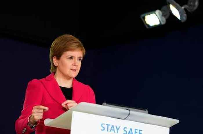 Nicola Sturgeon issues covid warning as cases in Scotland triple in a month