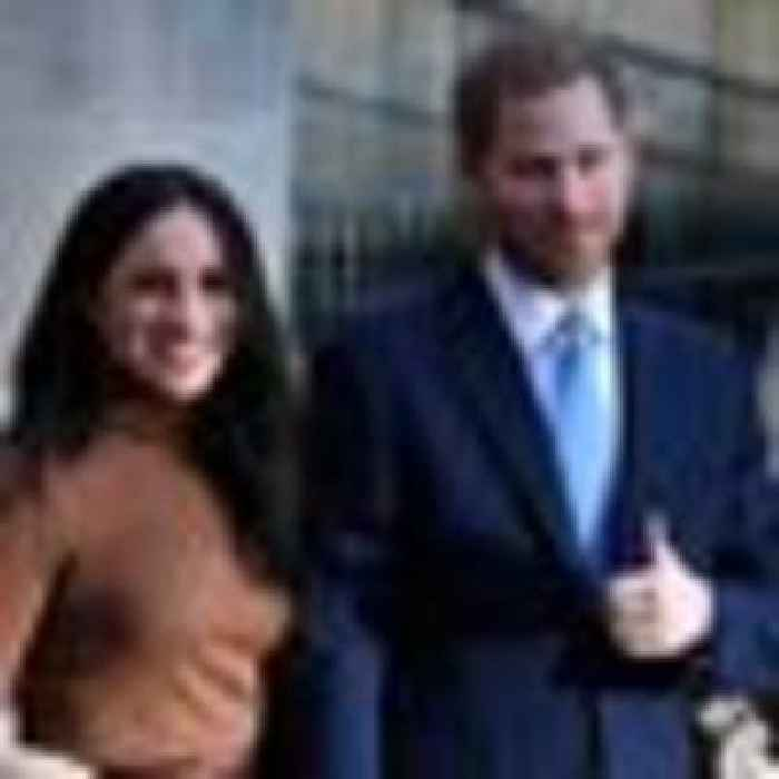 Harry and Meghan announce birth of baby girl - with name to honour Queen and Diana