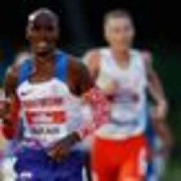 Mo Farah's Olympic hopes in doubt after he falls 22 seconds short of the time needed to qualify