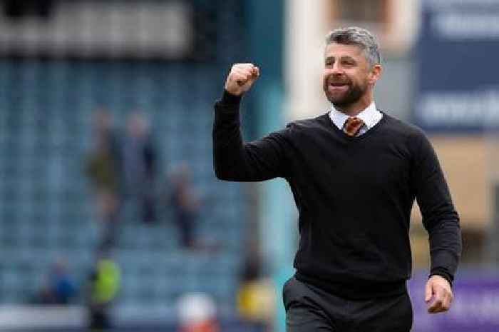 Morecambe move for ex-Motherwell boss