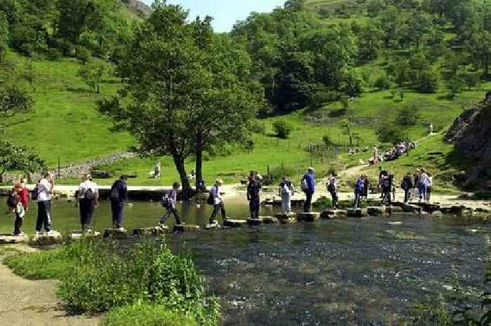 Fears as 600 invited to religious event at 'over-crowded' Dovedale