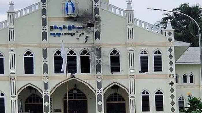 Myanmar: Military Strikes Another Church In Kayah State