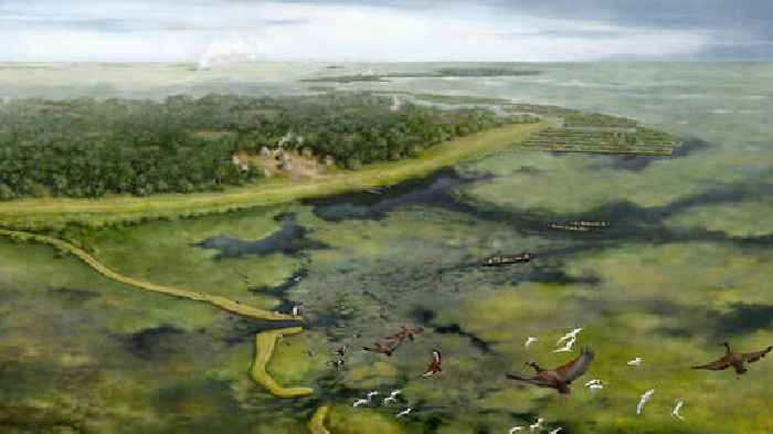 Shedding Light On Pre-Columbian Life In Understudied Area Of SW Amazon
