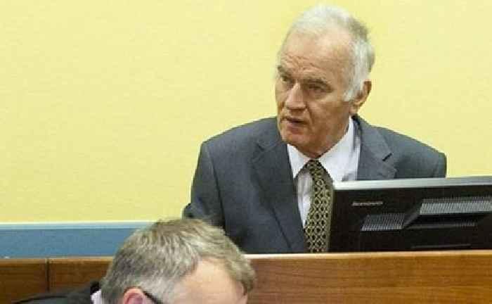 UN Court Confirms Ratko Mladic's Life Sentence For Genocide
