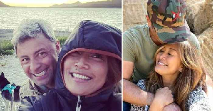 Are They Back On? Carrie Ann Inaba Gets Cuddly With Ex Fabien Viteri Following Dramatic Breakup
