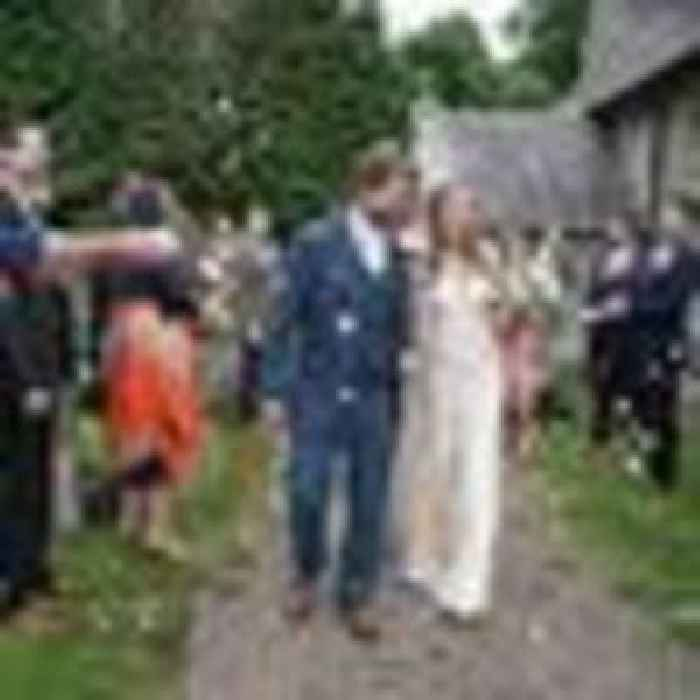 Govt minister says he would like to see more people allowed to attend weddings