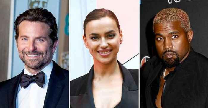 Bradley Cooper Is 'Fully Supportive' Of Ex Irina Shayk Dating Kanye West