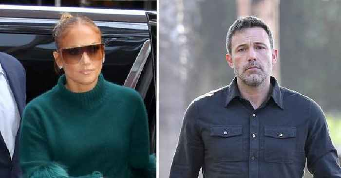 Jennifer Lopez & Ben Affleck 'Had A Discussion' On How To Handle Bennifer Mania, Won't Let Paparazzi Ruin Romance