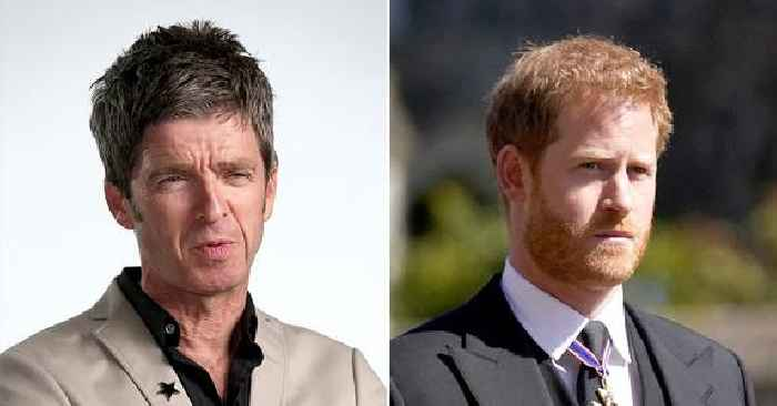 Noel Gallagher Slams Prince Harry As A 'Typical F**king Woke Snowflake,' Says He Feels Prince William's 'Pain'