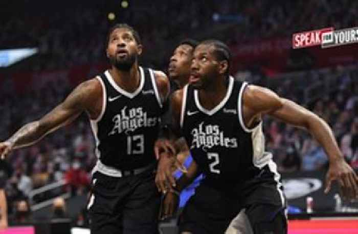 Marcellus Wiley: Playoff P is under more pressure than Kawhi in Game 3 | SPEAK FOR YOURSELF