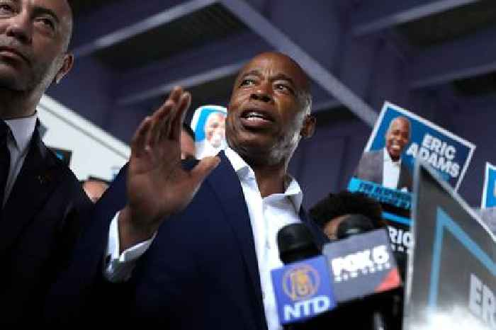 Black NYC Voters Helped Elect A Progressive Candidate For Mayor In 2013. Will They Now Back Eric Adams?