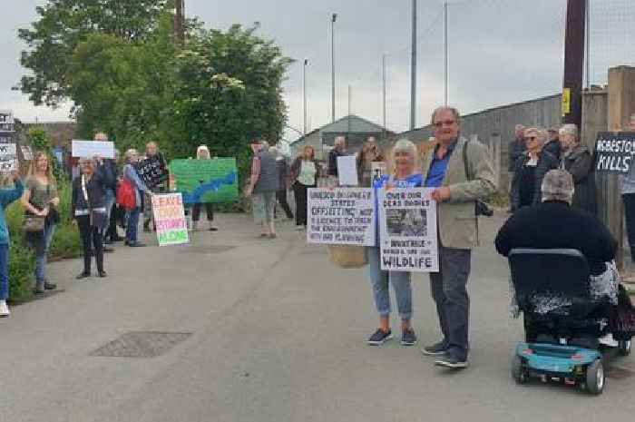Landslide victory for locals as power station site plans rejected