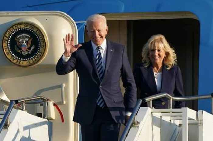 Joe Biden demands that Boris Johnson settle Brexit row over Northern Ireland