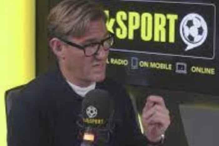 Simon Jordan brands Eddie Howe a 'coward' for turning Celtic down