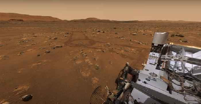 NASA Perseverance Rover Starts Searching for Signs of Ancient Microbial Life
