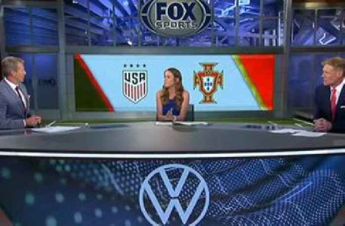 Alexi Lalas and Heather O'Reilly breakdown the USWNT game vs. Portugal
