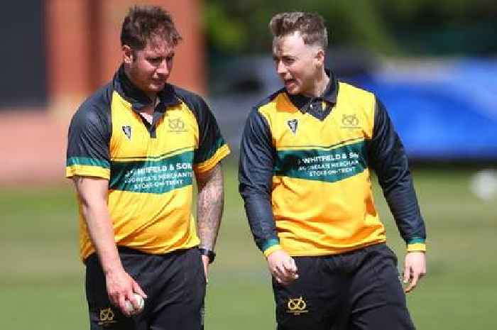 Staffordshire have unfinished business in Knockout Trophy, says Dave Cartledge