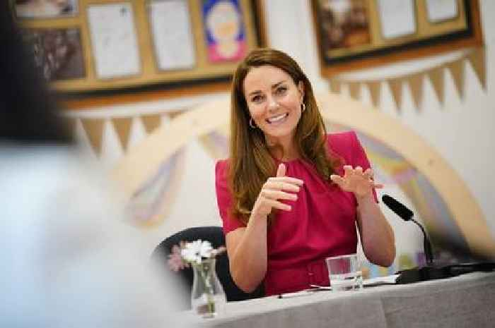 Kate Middleton 'can't wait' to meet niece Lilibet