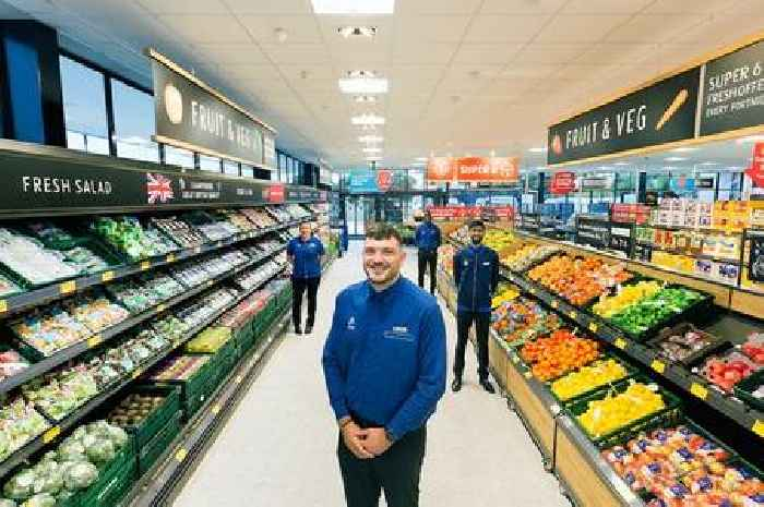 More than 30 jobs will be available as new Aldi comes to Lincoln