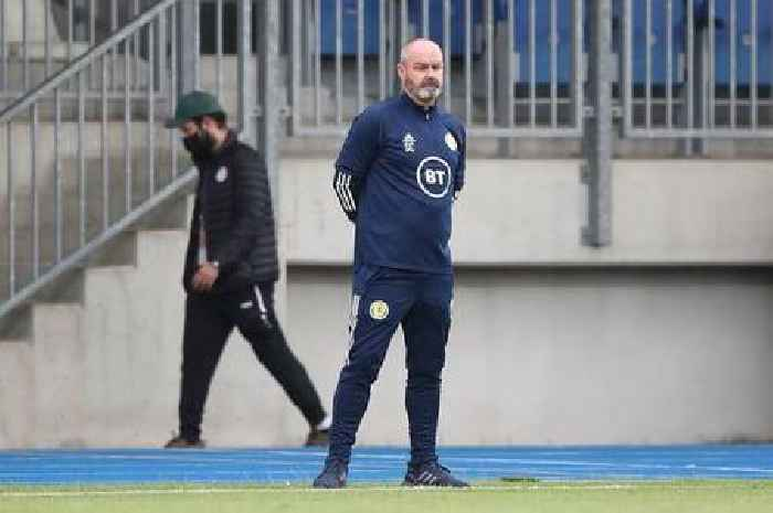 Steve Clarke confirms Scotland will take the knee against England at Euro 2020